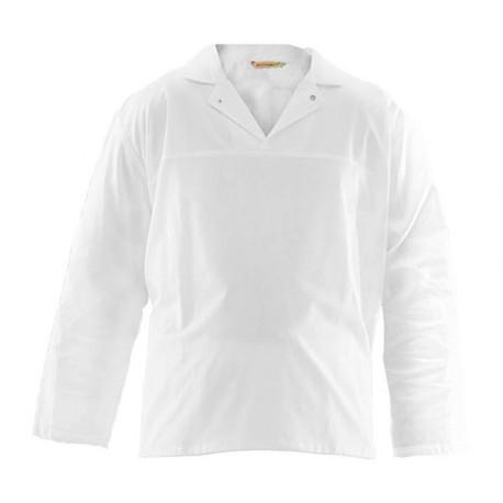 Bluza Biała Pullover HACCP Polstar AWBL