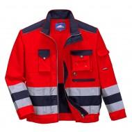 Bluza ostrzegawcza Portwest LILLE Czerwona TX50