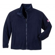 Bluza polarowa trudnopalna i antystatyczna FR30