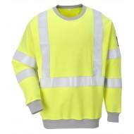 Bluza trudnopalna antystatyczna i ostrzegawcza Portwest FR72