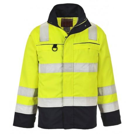 Bluza trudnopalna ostrzegawcza Portwest MULTI-NORM FR61