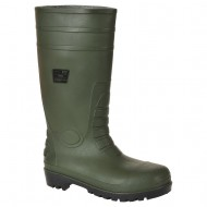 Buty gumowe S5 Portwest WELLINGTON TOTAL SAFETY FW95