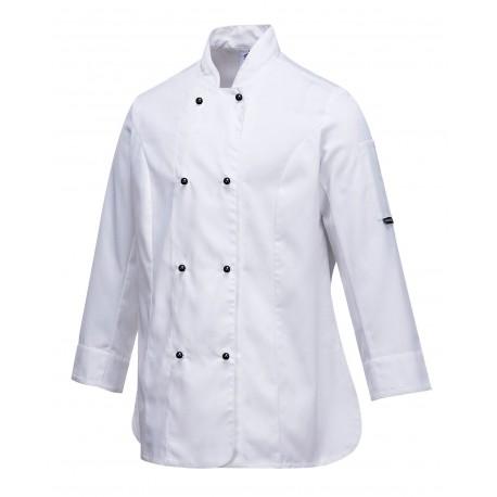Damska bluza kucharska Portwest RACHEL C837