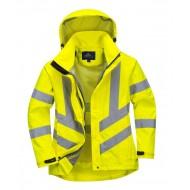 Damska kurtka ostrzegawcza i paroprzepuszczalna Portwest LW70