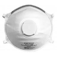 Karton (10 szt.) Półmaska FFP3 z zaworkiem DOLOMITE LIGHT CUP Portwest P304