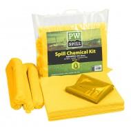 Karton (6 szt.) Zestaw sorbentów pochłaniający chemikalia Portwest SM90