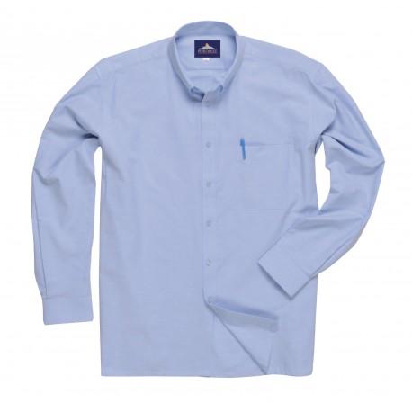 Koszula z długimi rękawami Portwest OXFORD S117