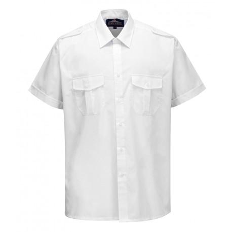 Koszula z krótkim rękawem Portwest PILOT S101