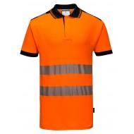 Koszulka Polo ostrzegawcza Portwest VISION T180