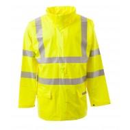 Kurtka ostrzegawcza p/deszczowa trudnopalna Portwest SEALTEX FLAME FR41