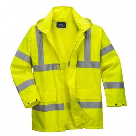 Kurtka p/deszczowa ostrzegawcza Portwest LITE TRAFFIC S160