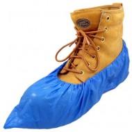 Ochraniacze foliowe, jednorazowe na obuwie