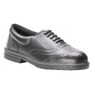 Półbuty męskie S1P Portwest STEELITE EXECUTIVE BROGUE FW46
