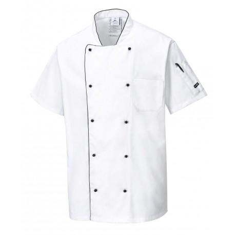 Przewiewna bluza kucharska Portwest C676