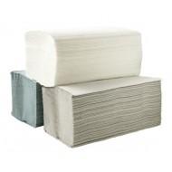 Ręcznik papierowy ZZ biały KARTON