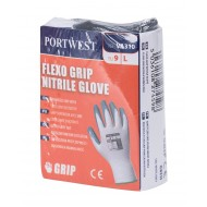 Rękawica nitrylowa Portwest GRIP FLEXO do urządzeń wydających VA310