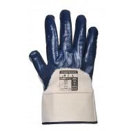 Rękawica z nitrylowym bezpiecznym mankietem Portwest A301