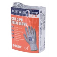 Rękawice antyprzecięciowe kat.5 Portwest do urządzeń wydająch VA622