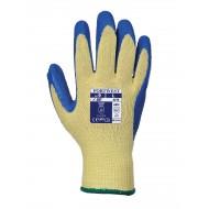 Rękawice antyprzecięciowe powlekane lateksem Portwest poziom 3 A610