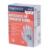 Rękawice antystatyczna powlekana PU Portwest do urządzeń wydających VA198