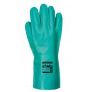 Rękawice chemiczne Portwest NITROSAFE A810