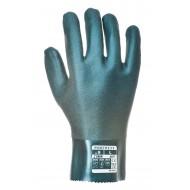 Rękawice dwuwarstwowe z PCV Portwest 27cm A827