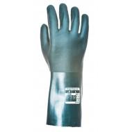 Rękawice dwuwartstwowe z PVC Portwest 35cm A835