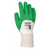 Rękawice lateksowe z mankietem z dzianiny Portwest A171