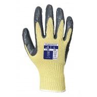 Rękawice nitrylowe antyprzecięciowe Portwest poziom 3 A600