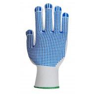 Rękawice obustronnie nakrapiane Portwest POLKA DOT PLUS