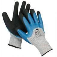 Rękawice powlekane nitrylem  LAGOPUS