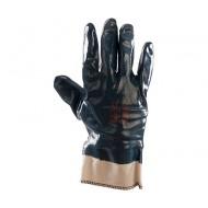 Rękawice powlekane nitrylem Polstar EURONITRYL Ciężkie RRNI