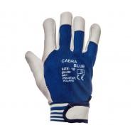 Rękawice skóra kozia Polstar CABRA BLUE RSCB