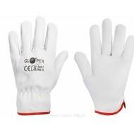 Rękawice skórzane Prewenta GLOPER RE-207