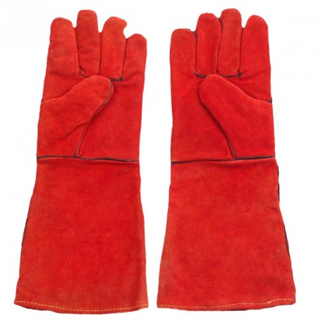 Rękawice skórzane spawalnicze Luxy