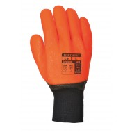 Rękawice wodoodporne ostrzegawcze Portwest PCV A450