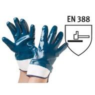 Rękawice z grubego nitrylu R441A