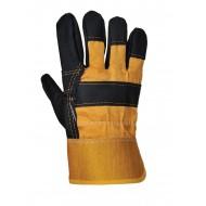 Rękawice ze skóry meblowej Portwest A200