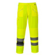 Spodnie bojówki odblaskowe Portwest E061