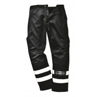 Spodnie bojówki odlaskowe Portwest IONA S917
