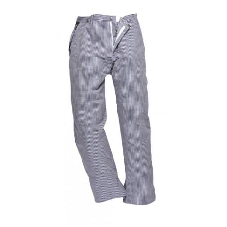 Spodnie do pasa kucharskie Portwest BARNET C075