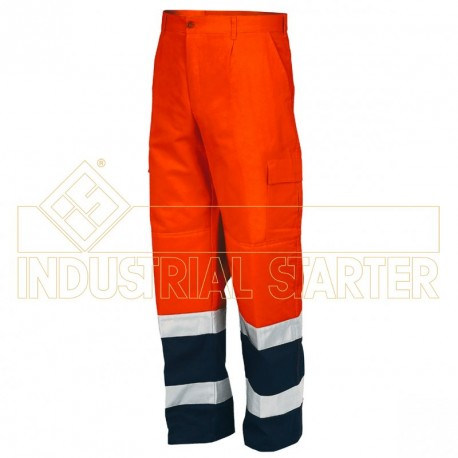 Spodnie do pasa odblaskowe Industrial Starter