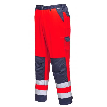 Spodnie do pasa odblaskowe Portwest LYON TX51