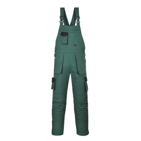 Spodnie ogrodniczki dwukolorowe Portwest TAXO TX12