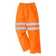 Spodnie ostrzegawcze oddychające Portwest KLASA 3 RT61