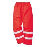 Spodnie ostrzegawcze Portwest TRAFFIC Czerwone S480