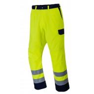 Spodnie ostrzegawcze trudnopalne Portwest BIZFLAME PRO FR92