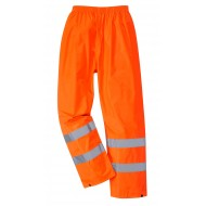 Spodnie p/deszczowe ostrzegawcze Portwest H441