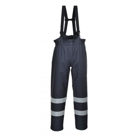 Spodnie trudnopalne Portwest BIZFLAME RAIN MULTI-PROTECTION S771