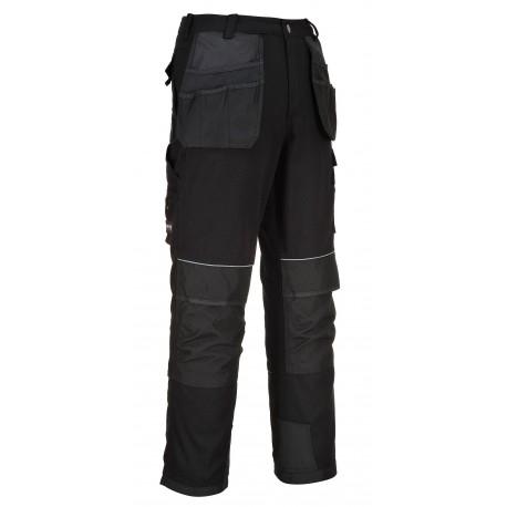 Spodnie z kieszeniami kaburowymi Portwest TUNGSTEN KS14